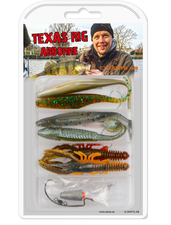 Ensemble Darts Texas Rig-Set
