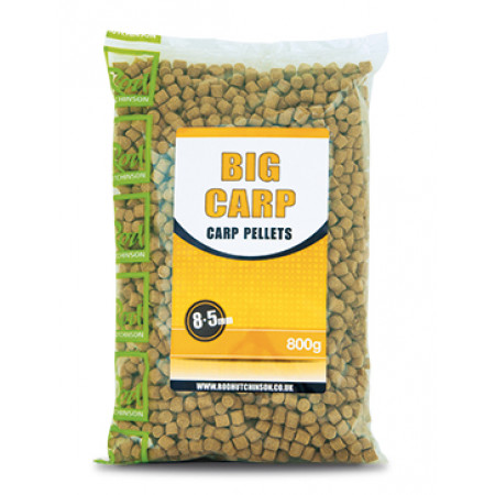 Rod Hutchinson Carp Pellets 'Big Carp' (choix entre plusieurs options) - Rod Hutchinson Carp Pellets 'Big Carp' 8.5mm (800g)